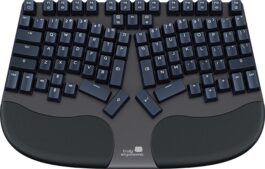 CLEAVE – Most Comfortable Keyboard on the Planet