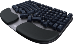Truly Ergonomic Cleave Keyboard - Comfortable Typing
