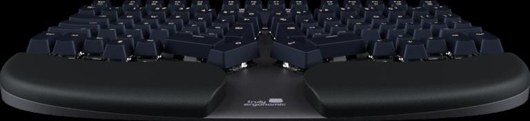 Truly Ergonomic Cleave Keyboard -