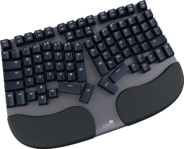 Truly Ergonomic Cleave Keyboard - Most Comfortable Typing Experience