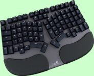 Truly Ergonomic Cleave Most Comfortable Typing Experience