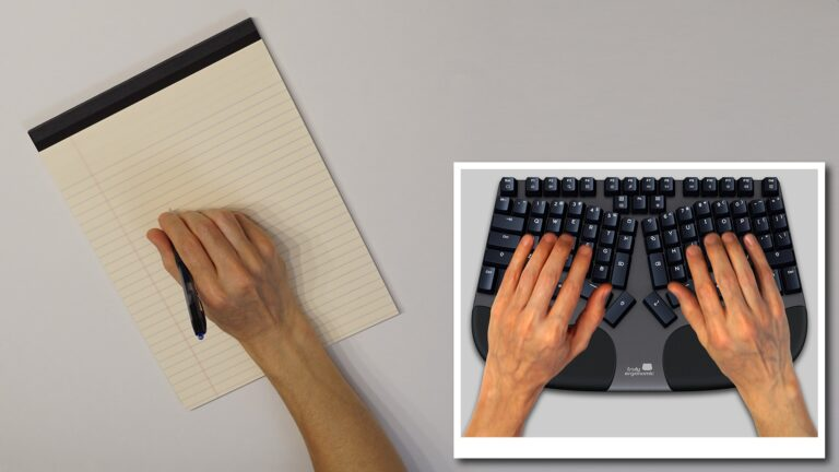 Truly Ergonomic Cleave - Pain Free Productivity