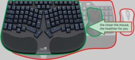 Truly Ergonomic Cleave Reclaim Your Desk Space
