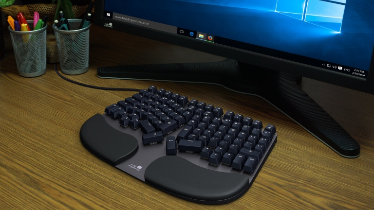 Truly Ergonomic Cleave Typing can be a Joy