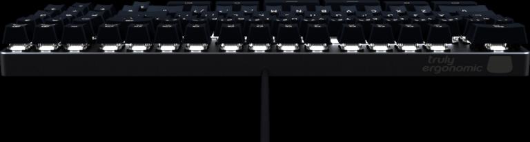 Truly Ergonomic Fasterini Keyboard - Unparalleled Build Quality