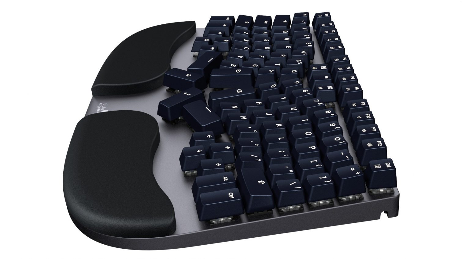 Truly Ergonomic Cleave - Strong Aluminum Body